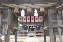 Mizuwakasu Shrine, Okinoshima-cho, Japan