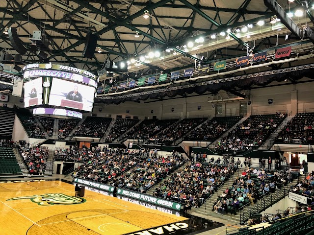 Dale F. Halton Arena Charlotte North Carolina
