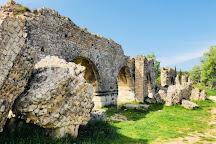 Aqueduc Romain de Barbegal, Fontvieille, France