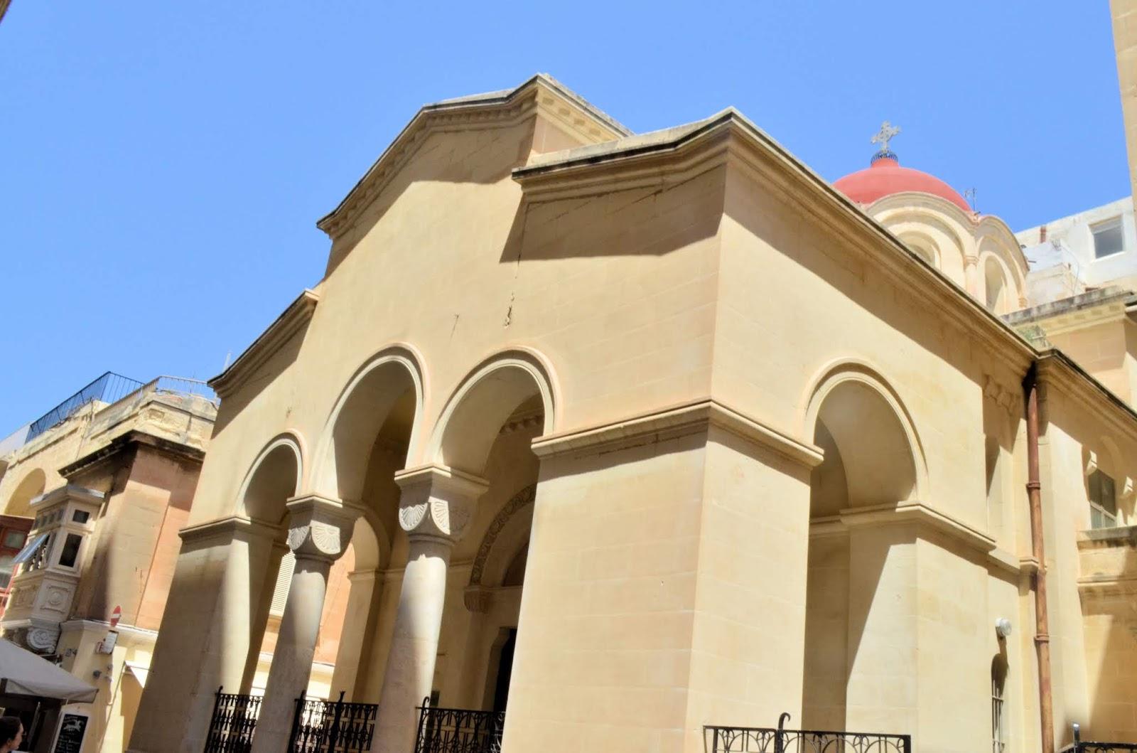 Greek Catholic Church Our Lady Of Damascus