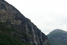 Seven Sisters, Geiranger, Norway