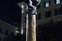 Monumento della Caravella, Rome, Italy