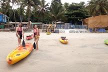 Deva's kayaks, Palolem, India