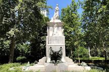Monumento a Cuba, Madrid, Spain