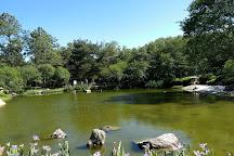 Hermann Park's Japanese Garden, Houston, United States