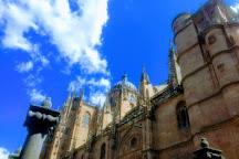 Colegio de Anaya (Palacio de Anaya), Salamanca, Spain
