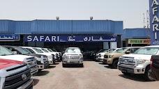 Safari Auto Showroom