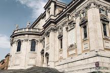 Basilica Papale di Santa Maria Maggiore, Rome, Italy