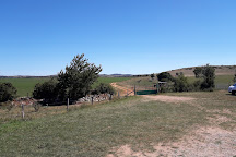Randals Bisons, Lanuejols, France