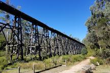 Stony Creek Trestle Bridge, Nowa Nowa, Australia