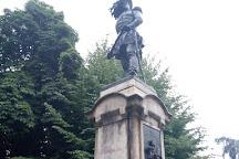 Monumento a Luciano Manara, Milan, Italy