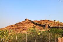 Rao Jodha Desert Rock Park, Jodhpur, India
