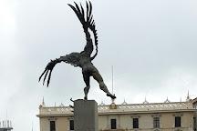 Plaza de Bolivar, Manizales, Colombia