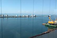 Toyama Port Observation Tower, Toyama, Japan