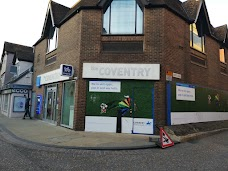 Coventry Building Society Oxford, New Inn Hall Street oxford