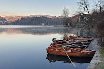 Pletna Boats, Bled, Slovenia
