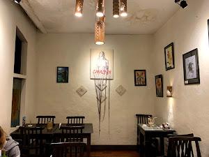 Tinta Restaurante Cultural y Galería de Arte 5