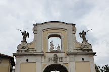 Arco di Porta Nuova, Caravaggio, Italy
