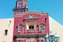 Tonantzintla, San Andres Cholula, Mexico