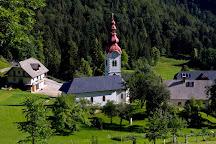 Church of St. Stephen, Bohinjska Bela, Slovenia