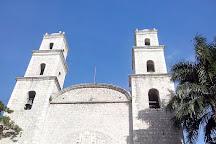 Iglesia El Jesus,Tercera Orden, Merida, Mexico
