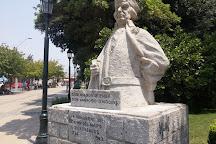Plaza de Armas in San José de Maipo, San Jose de Maipo, Chile