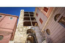 Tower of San Pancrazio, Cagliari, Italy