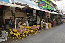 Bangrak Bazaar, Bangkok, Thailand