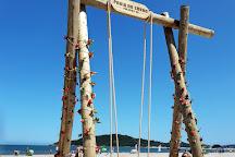 Sonho Beach, Guarda do Embau, Brazil
