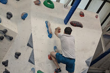 The Arch Climbing Wall: Building One+, London, United Kingdom