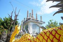 Tu Van Pagoda, Cam Ranh, Vietnam