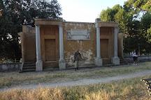 Bunker di Mussolini a Villa Torlonia, Rome, Italy