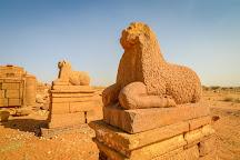 Naga: Temple of Amun, Khartoum, Sudan