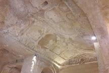 Chiese rupestri Madonna delle Virtu e San Nicola dei Greci, Matera, Italy