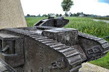 Tank Corps Memorial, Pozieres, France