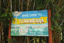 Platypus Viewing Platform, Yungaburra, Australia