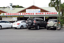 Crocodile Express Daintree River Cruises, Daintree, Australia