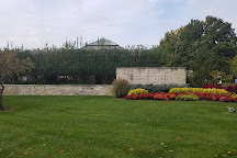 The Ewing and Muriel Kauffman Memorial Garden, Kansas City, United States