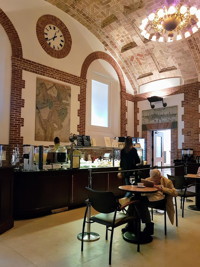 Map Room Tea Lounge