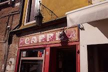 Il Caffe (aka Caffe Rosso), Venice, Italy