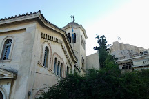Agios Nicholas Rangavas Church, Athens, Greece