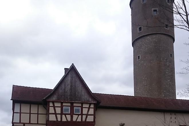 Stadtbefestigung (fortifications), Ochsenfurt, Germany