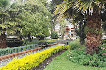 Parque Chordeleg, Chordeleg, Ecuador
