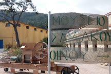Samos Wine Museum Μουσείο Κρασιού Σάμου, Samos Town, Greece