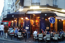 Le Bar du Faubourg, Paris, France