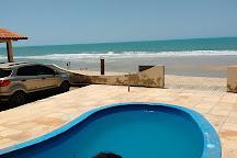 Uruau Beach (Marambaia), Beberibe, Brazil