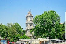 Clock Tower Dolmabahce, Istanbul, Turkey