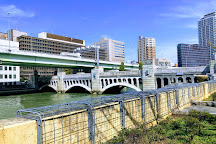 Suisho Bridge, Osaka, Japan