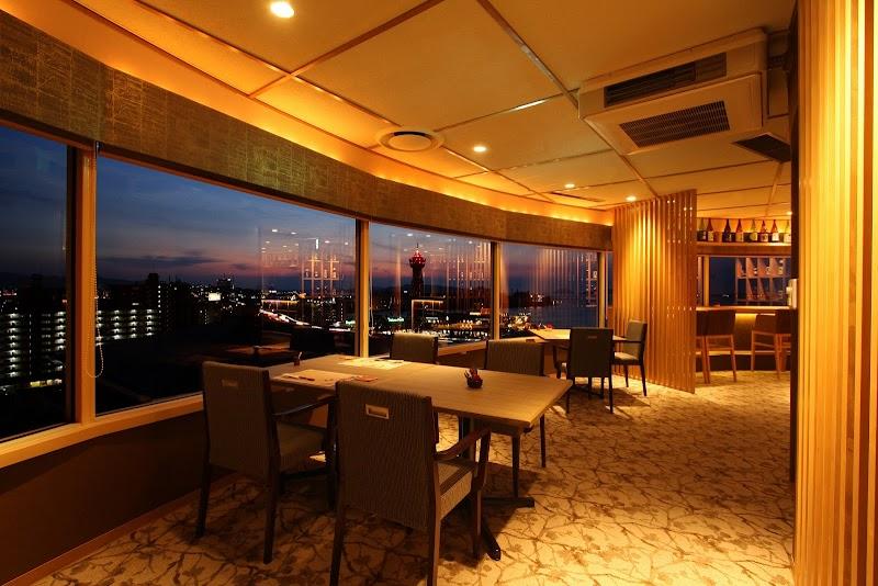 福岡サンパレス ホテル&ホール 博多料理 銀河
