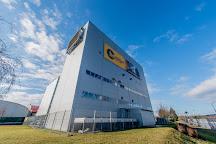 Hurricane Factory, Prague, Czech Republic